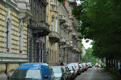 Andrassy Cultural Boulevard